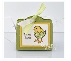 Two Tags Easter Treat Holder