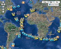 volvo ocean race 2013