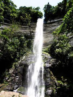 Cachoeira do Sabia - Santa Catarina SC