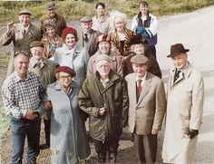 Last of the Summer Wine British Tv Comedies, Classic Comedies, British Comedy, British Actors, Classic Movies, Comedy Tv, Comedy Show, Last Of Summer Wine, English Comedy