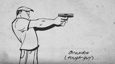 Ce clip, 10 second Animation tip: Shooting a pistol, est proposé par woodward sur Vimeo, le site d'hébergement des vidéos de haute qualité…