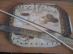 Плетение с одним слоем картона - Ярмарка Мастеров - ручная работа, handmade