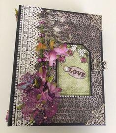 "Heartfelt Creations ""Romantique Garden"" Mini Album"