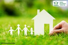 Being a homeowner means that there is a decreased chance that you and your family will have to change jobs and schools and settle into new social and learning environments. #AhmedabadRealEstate #RadheDevelopers