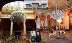 Inside Turkey tyrant's £500million palace which is dripping in gold #DailyMail | These are some of the stories. See the rest @ http://twodaysnewstand.weebly.com/mail-onlinecom or Video's @ http://www.dailymail.co.uk/video/index.html