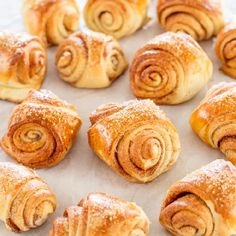 Finnish Cardamom Rolls - these rolls are sweet, flaky and delicate treasures that can be enjoyed at only 153 calories per roll. Perfect for breakfast in bed.