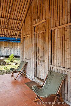 Bamboo huts #THAI #HOMES