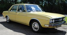 Audi 100 As a subcontractor pushed into repairing one of these which was beyond repair. Still ended up on the road. I was only opening orders. Retro Cars, Vintage Cars, Car Dates, Audi 100, Ebay Watches, Import Cars, S Car, Audi Cars, Cool Cars