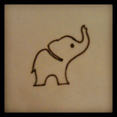 New tattoo wrist elephant simple 55 ideas Simple Elephant Tattoo, Elephant Tattoo Design, Elephant Logo, Elephant Design, Elephant Tattoos, Arrow Tattoos, Feather Tattoos, Leg Tattoos, Girl Tattoos