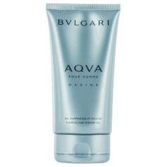 BVLGARI AQUA MARINE by Bvlgari - SHAMPOO AND SHOWER GEL 5 OZ - MEN
