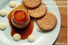 Flan+de+chocolate+blanco+y+galletas