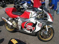 SRAD Lucky Strike Suzuki