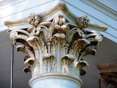 The Architectural Columns of UVA – Diana's Blog