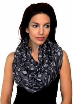 Toast Accessories Women's Infinity Scarves Leopard Animal Print 180 X 100CM Charcoal Toast Accessories, http://www.amazon.com/Toast-Accessories-Infinity-Scarves-Charcoal/dp/B00HS39WRY/ref=sr_1_1?ie=UTF8&qid=1396316274&sr=8-1&keywords=infinity+scarf+toast+accessories