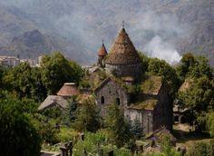 Örményország - Alaverdi  város - Sanahin kolostor