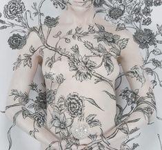 Emma Hack's Camouflage Art
