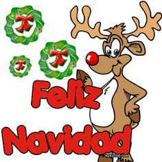 #FelicesFiestas  #FelizNavidad Feliz_Navidad Rodolfo El Reno