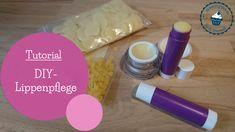 DIY Lippenpflege selber machen | DIY lip balm 3 natürliche Zutaten | 3 natural ingredients  Lippenpflegestifte | gifts | Mitgebsel | Geschenke