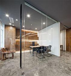 Gallery - Paper Folding Space - ELLE Office / feeling Brand Design Co. Ltd - 1