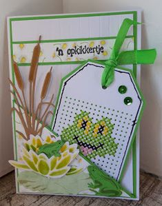 Cross Stitch Cards, Cross Stitch Animals, Cross Stitch Embroidery, Cross Stitch Patterns, Pocket Cards, Marianne Design, Color Themes, Diy Cards, Textile Art