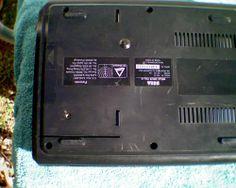 Sega Mega Drive (1601-18) (sega genesis)