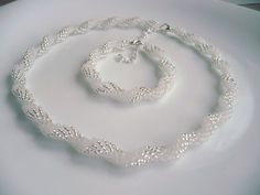 Handmade necklace/Handmade náhrdelník ...BEATA... www.anabelhandmade.sk