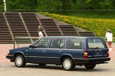 1988 Volvo 760 station wagon