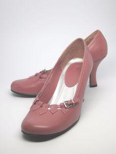 It's OK, High Heeled Pink Pump, Non-slip Sole, Women's Size 7 M #ItsOK #PumpsClassics