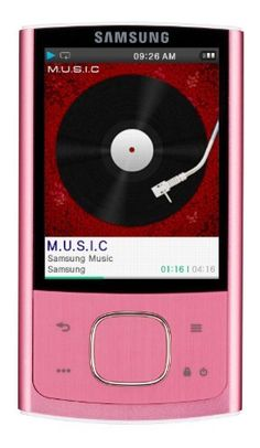 Samsung YP-RO 8GB MP3 Player (Pink)  .$99.99. http://www.amazon.com/gp/product/pinterest.com.vn-20/B003HC9EKU I previously owned the YP-K3 2G. I absolutely loved that thing. It was phenomenal. Unfortunately I ran it over with my van (its hard to imagine isn t it?) Anyway, I needed to buy another but they apparently do not make them anymore. The closest I could find was this one - but it is far from its predecessor. First of all I cannot figure out how to stop