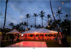 Wedding-Photos-at-Lanikuhonua---Hawaii-Wedding-Photographers-38 outdoor reception tents tropical