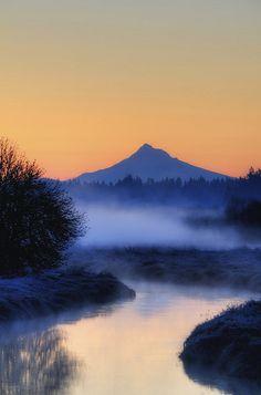 Mt Hood Sunrise | by Vanpaul2