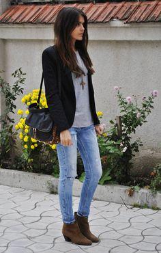 stylish but still casual