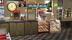 flux1212 | Wombat Falls: The Mini-Mart