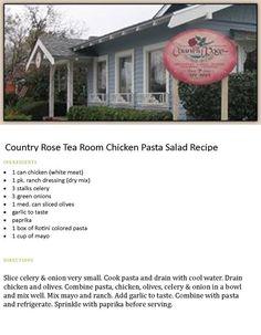 Chicken rose pasta recipes