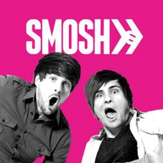 Smosh is a mix between the hottset person in the world anthony padilla,and ian