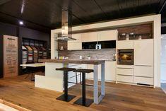 Die 48 besten Bilder von Küche mit Bartheke | Open plan kitchen ...