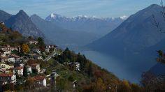 Brè sopra il Lago di Lugano
