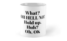 Impractical Jokers, Sal quotes - What? Oh hell no! Hold Up. Huh? Oh, OK by Quotation  Park
