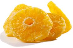 A sweet and delectable dried pineapple that everyone loves! Tastes like sweetened sunshine!