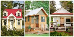 60 Impressive Tiny Houses That Maximize Function and Style Check out these tiny homes that maximize both function and style.