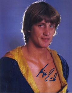 Kevin Von Erich-he made it through SO much tragedy in his life and became the only surviving member of the amazing wrestling family. I looked up to the Von Erichs SO much as a kid