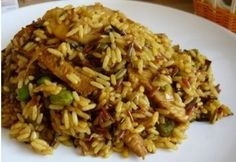 Chicken Recipes, Chicken Meals, Fried Rice, Cravings, Chinese, Cooking, Ethnic Recipes, Food, Bulgur