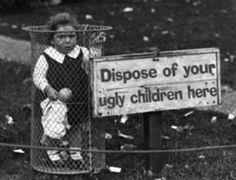 """""""Выбрасывайте сюда своих нехороших детей"""""""