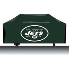 Pin It! :) Click Image Twice for Pricing and Info :) #patio #griller #covers #outdoorgrill #cover #patiocovers #patiogrillcover #outdoor #ncaa SEE MORE NFL team grill cover at http://zpatiofurniture.com/category/patio-furniture-categories/patio-furniture-covers/patio-bbq-grill-covers/nfl-team-grill-covers/ - BSS – New York Jets NFL Deluxe Grill Cover « zPatioFurniture.com