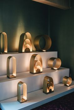 hector esrawe introduces Felix candela's parabolas into lighting design - All For Decoration Landscape Lighting Design, Home Lighting Design, Art Deco Lighting, Cool Lighting, Modern Lighting, Task Lighting, Party Lighting, Accent Lighting, Kitchen Lighting Fixtures