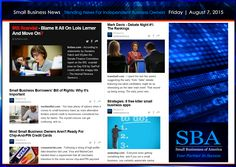 Small Business News Today