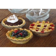 56237 - Just Baking 6 pie 8-pc Set *** Hurry! Check out this great item : Baking pans