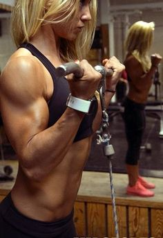 Free Weights Full Biceps Workout - Tone Your Arms - Fit Girl's Diary Fitness Workouts, Fitness Goals, Fun Workouts, Fitness Tips, Fitness Motivation Tumblr, Fit Girl Motivation, Workout Motivation, Bodybuilder, Best Biceps