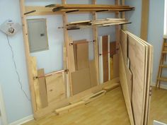 Wood Storage - The Shop - Wood Talk Online