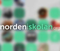 """""""Norden i skolen"""" - webside hvor man kan hente masser af viden om Norden og de nordiske sprog. Siden indeholder bl.a. film med arbejdsopgaver, spil og en nordisk ordbog. Man kan også blive oprettet som skole og finde en venskabsklasse."""